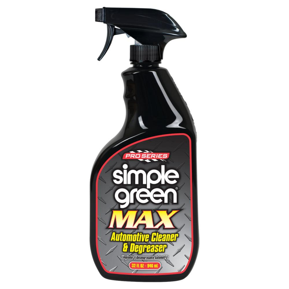 simple green pro series max 32 oz automotive cleaner and degreaser case of 12 0210001243232. Black Bedroom Furniture Sets. Home Design Ideas