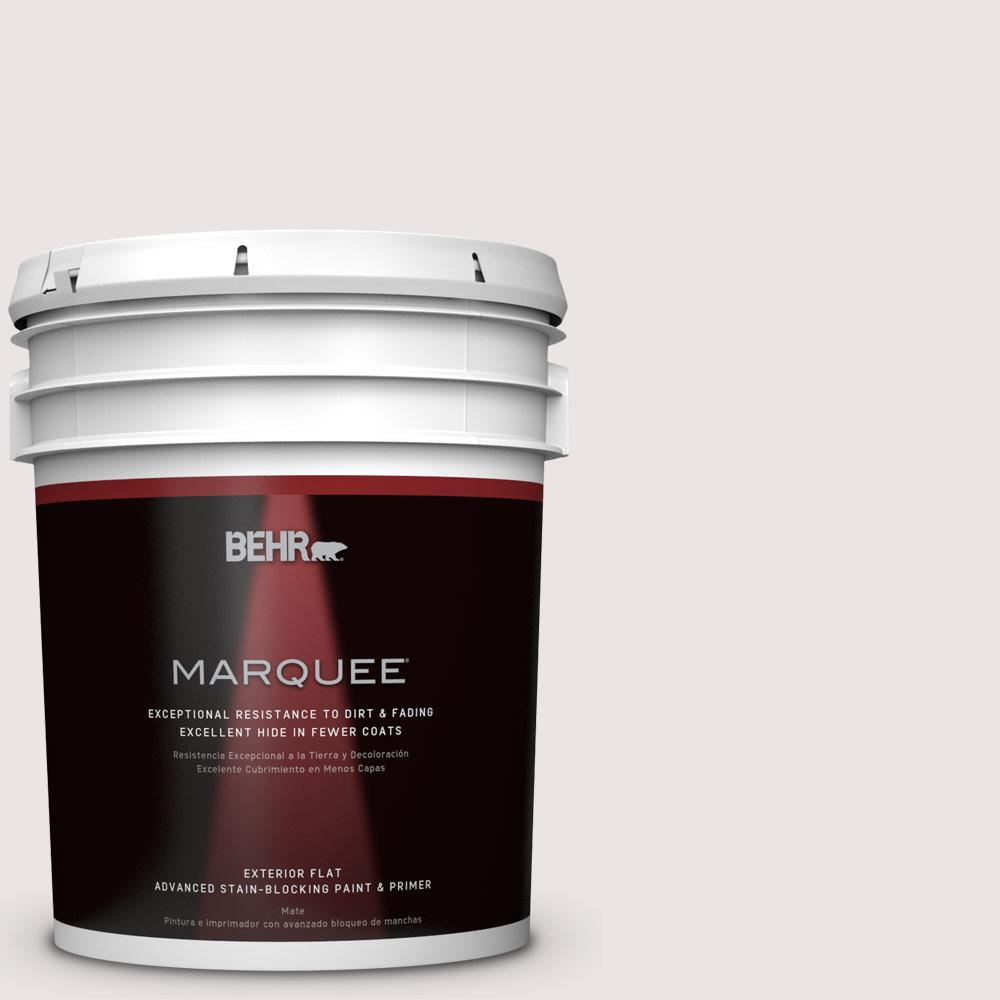 5-gal. #PPL-44 French Heirloom Flat Exterior Paint