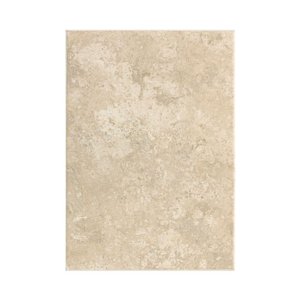 Daltile Stratford Place Alabaster Sands 10 in. x 14 in. Ceramic Floor and Wall Tile (14.58 sq. ft. / case)