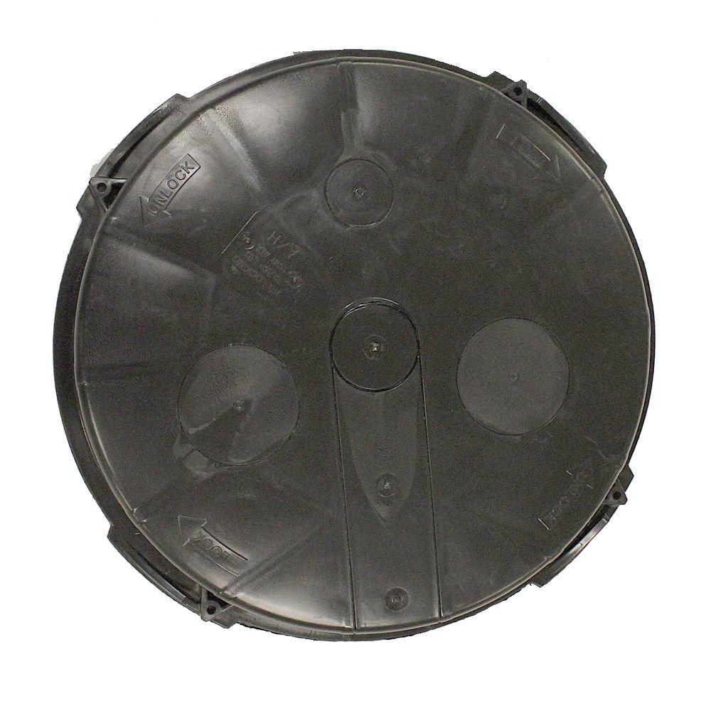 Locking Sump Lid-1537ADL - The Home Depot