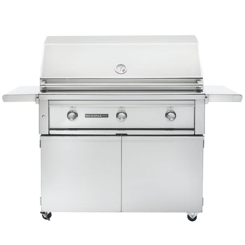 Sedona by Lynx 3-Burner Stainless Steel Natural Gas Grill
