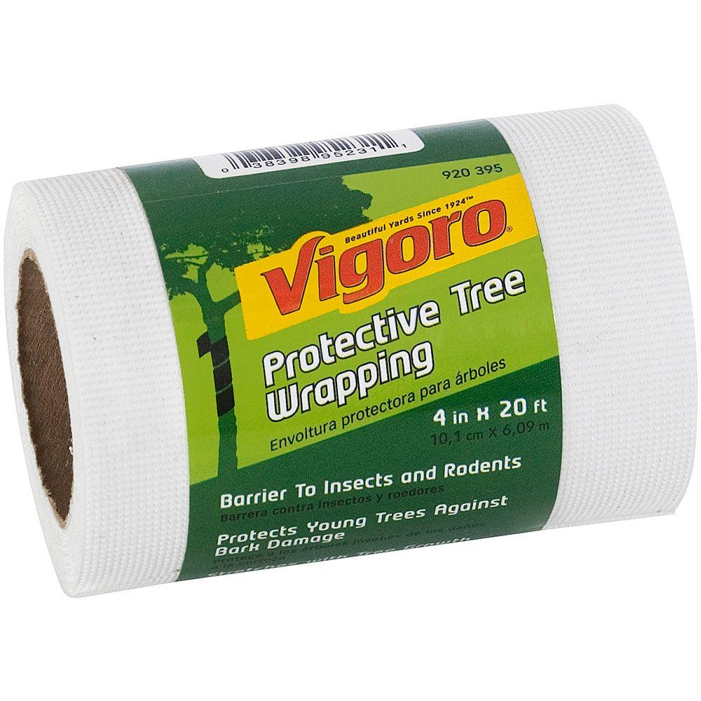 Vigoro 4 in. x 20 ft. Protective Tree Wrapping