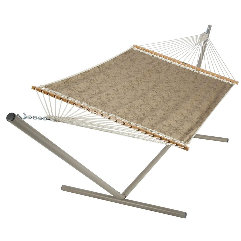 Pawleys Island Bessemer 13 ft. Large Sunbrella Quick Dry Hammock-DISCONTINUED