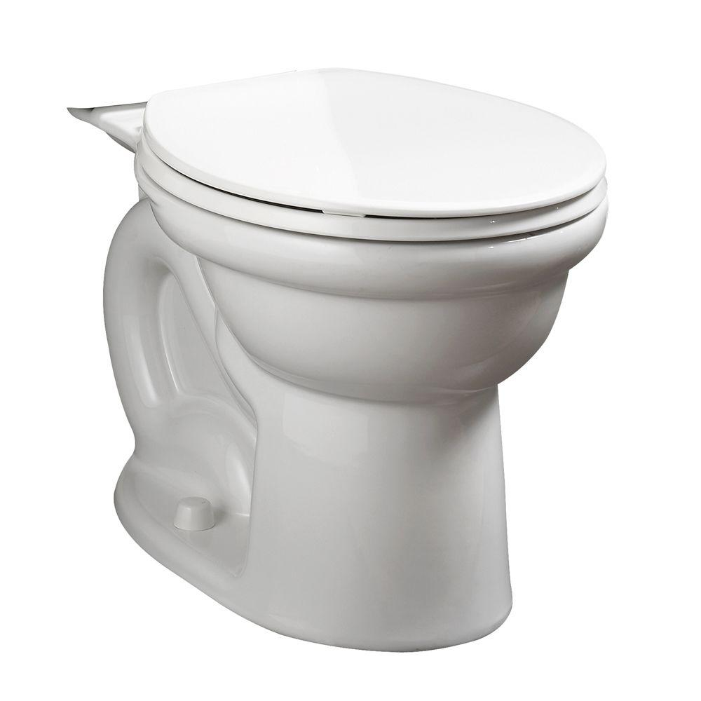 American Standard Colony FitRight 1.6 GPF Round Front Toilet Bowl Only in White
