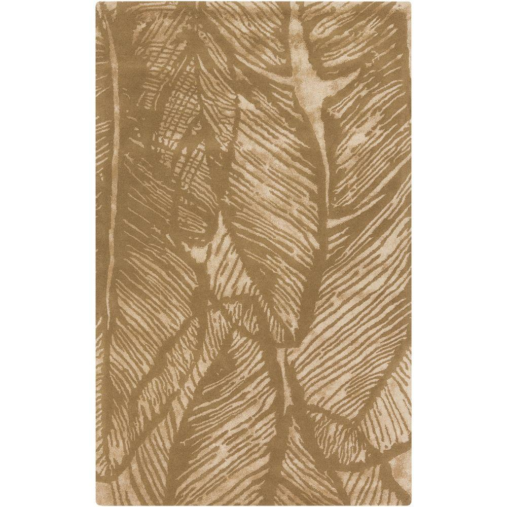 Arnica Gold 9 ft. x 13 ft. Indoor Area Rug