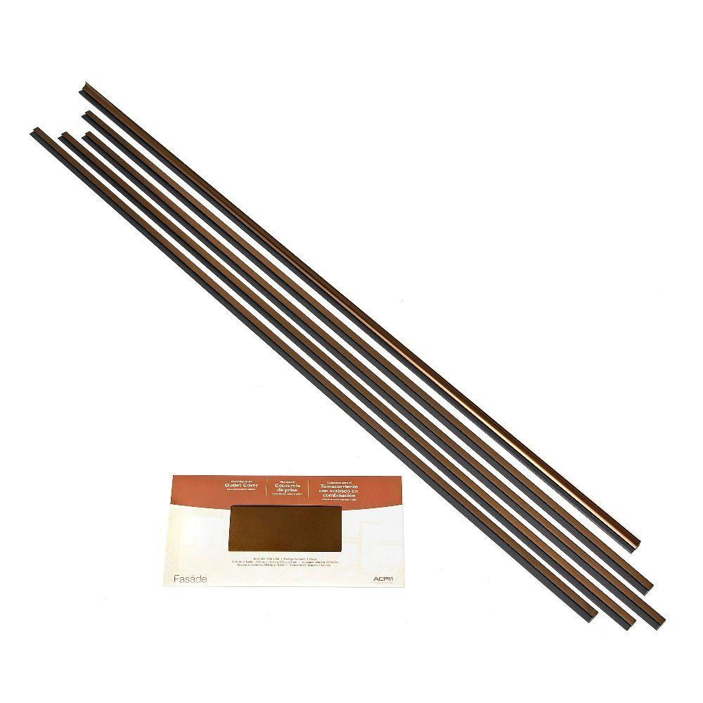 Backsplash Accessory Kit in Oil Rubbed Bronze