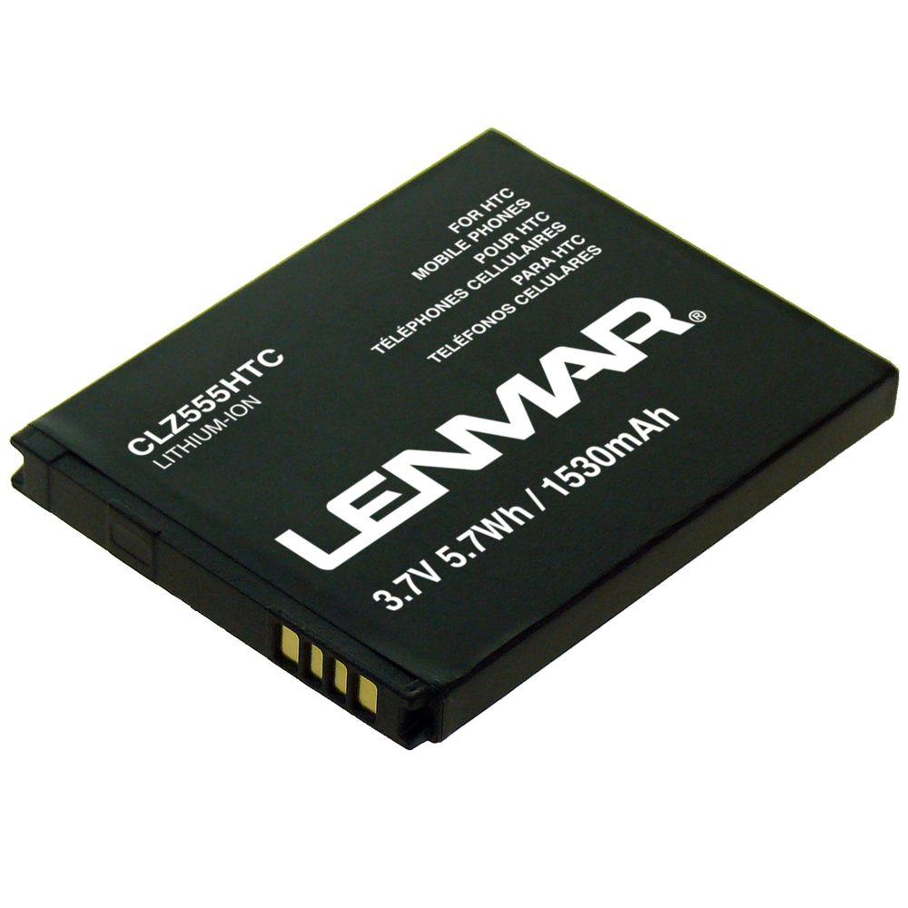 Lenmar Lithium Ion 1530mAh/3.7-Volt Mobile Phone Replacement Battery