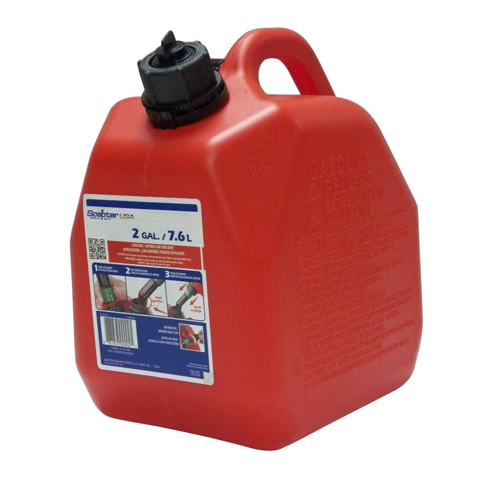 gas tank home depot no spill no spill 2 5 gal poly gas can carb and epa 306