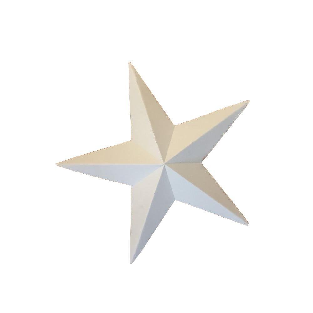 Al's Millworks 21 in. Decorative Polyurethane Star-ST101S - The Home Depot