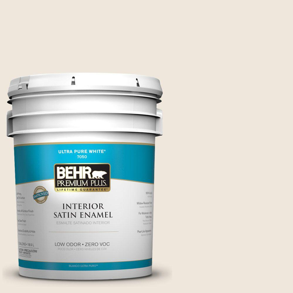 BEHR Premium Plus Home Decorators Collection 5-gal. #HDC-MD-11 Exclusive Ivory