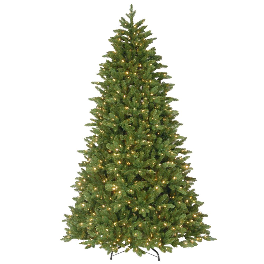 National Tree Company 7.5 ft. Ridgewood Spruce Artificial Christmas Tree with