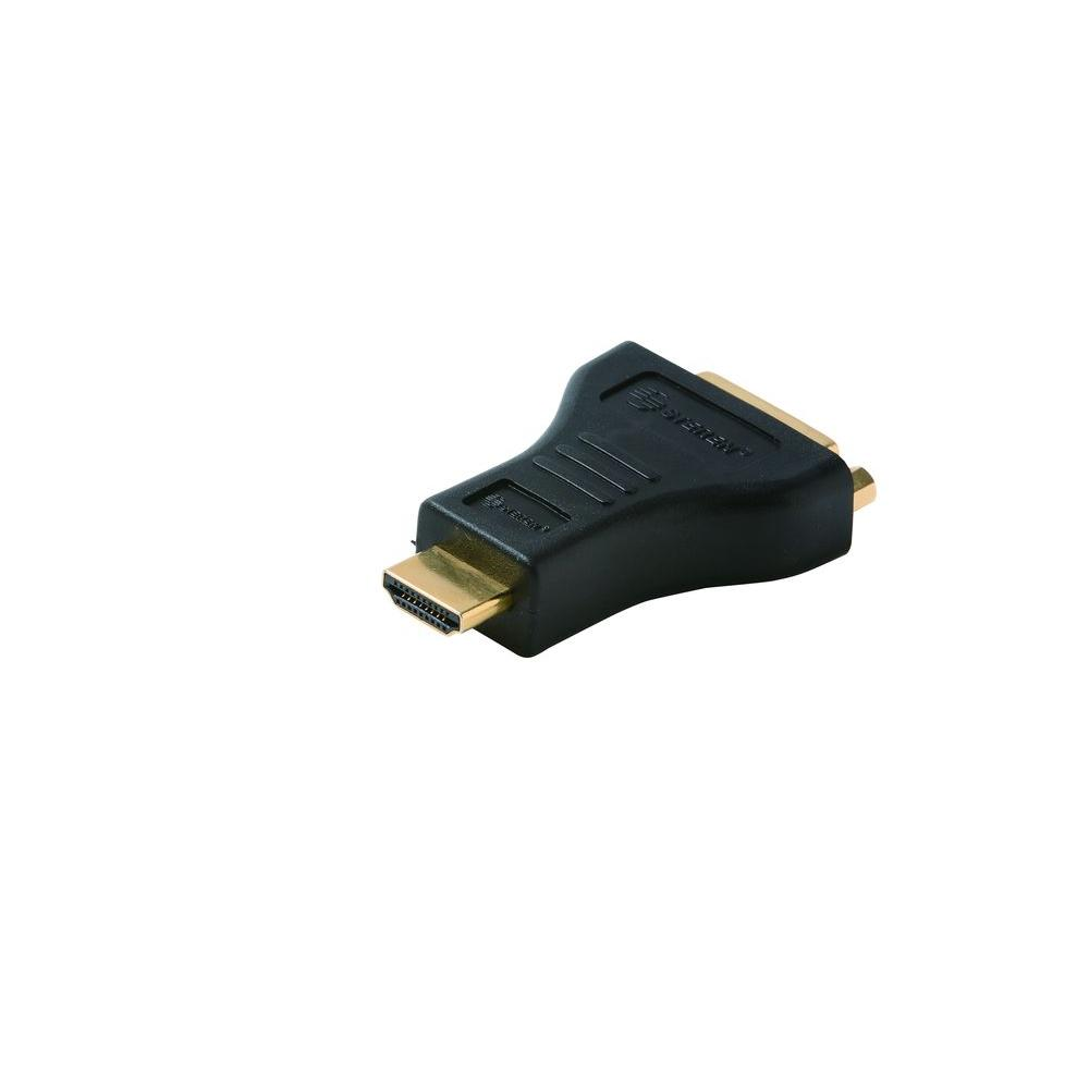 DVI-D Female to HDMI M Adapter