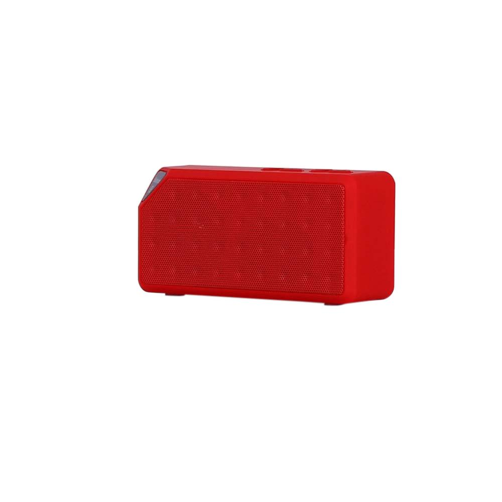 iPM Icon Bluetooth Speaker, Red-IPMICON-R - The Home Depot