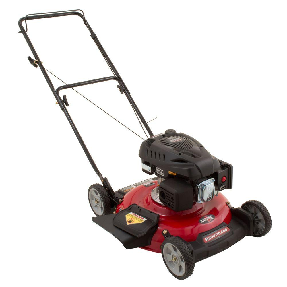 Southland SM2110 21 in. 139 cc 2-in-1 Walk-Behind Push Gas Lawn Mower