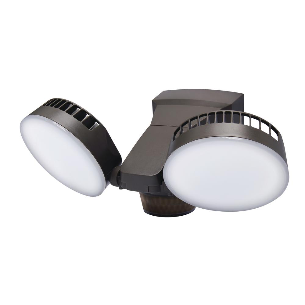 This Review Is From:270 Degree Bronze Integrated LED Outdoor Motion Sensor  Light