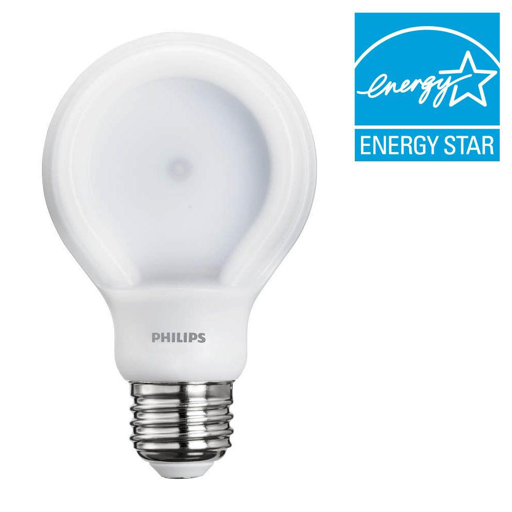 SlimStyle 60W Equivalent Soft White A19 Dimmable LED with CRI 90