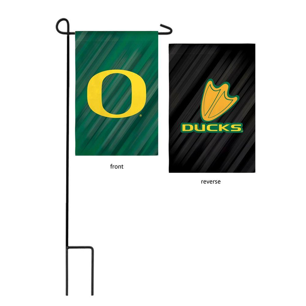 Fan Essentials NCAA 18 in. x 12.5 in. University of Oregon