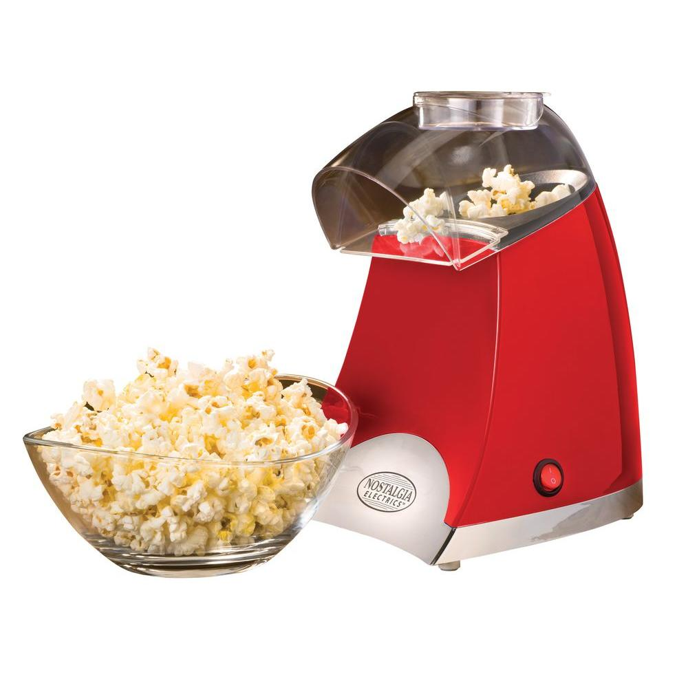 Nostalgia Electrics Hot Air Popcorn Popper