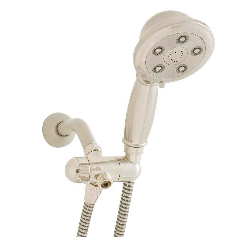 Speakman Anystream Alexandria Add-on Hand-Held Shower in Brushed Nickel-DISCONTINUED