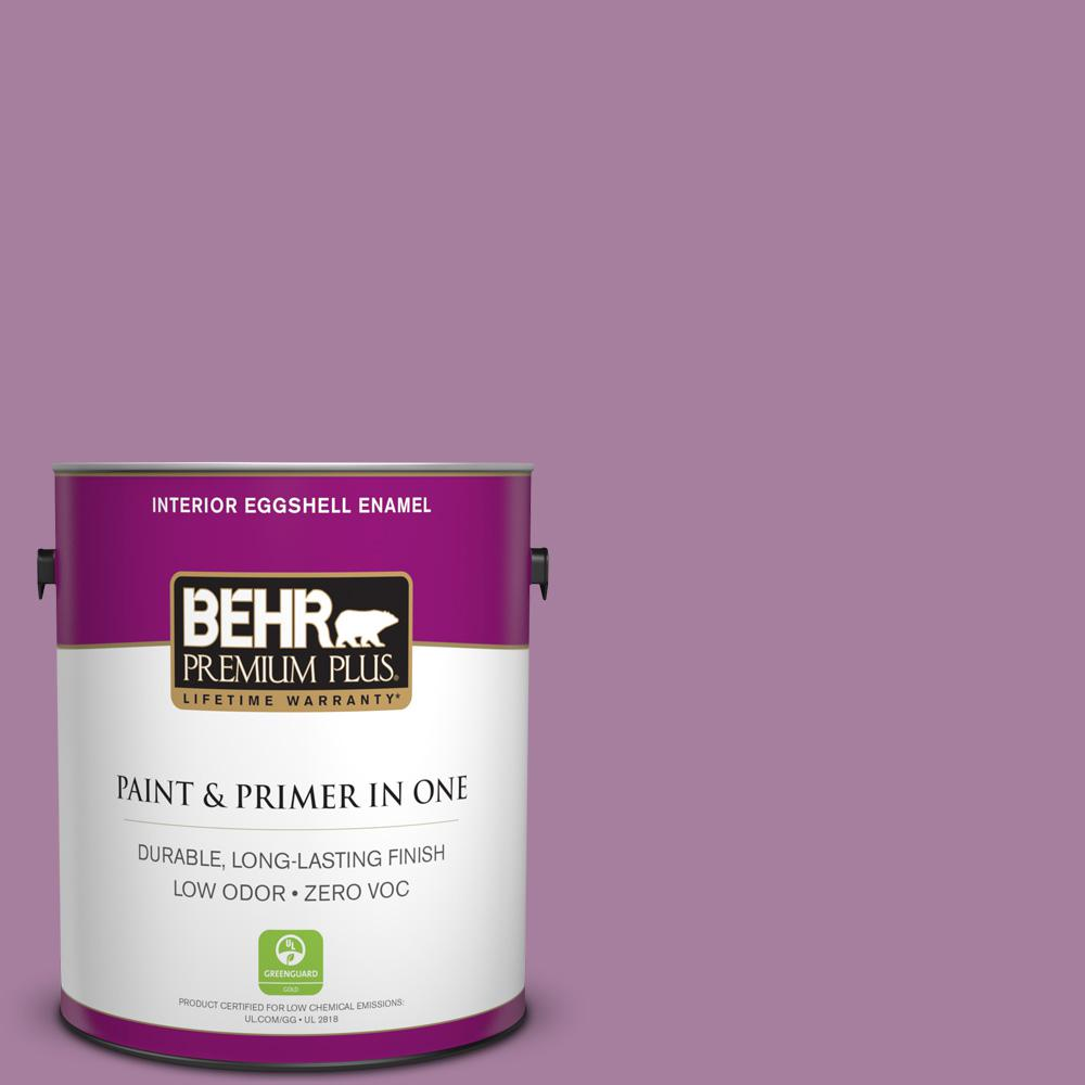 1-gal. #M110-5 Amazonian Orchid Eggshell Enamel Interior Paint