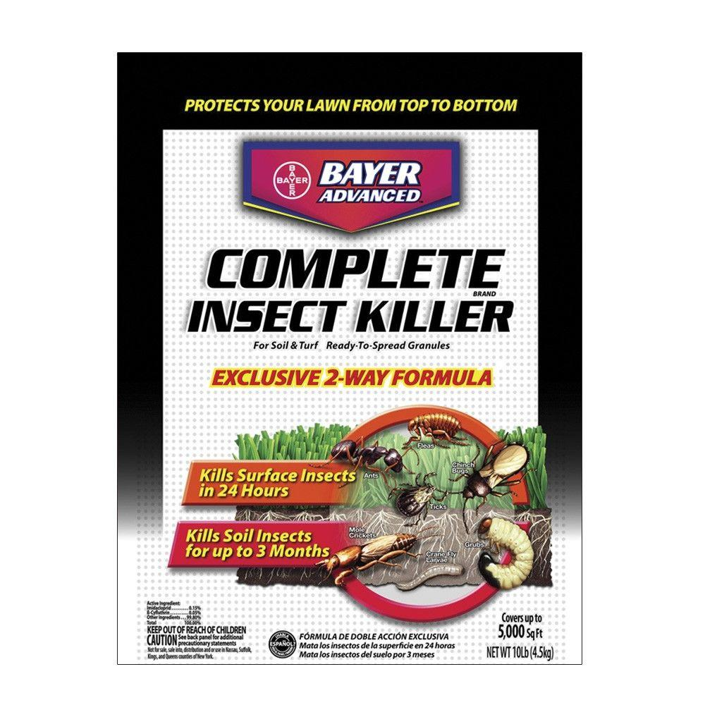 Bayer Advanced 10 lb. Complete Insect Killer Ready to Use Granules-700288