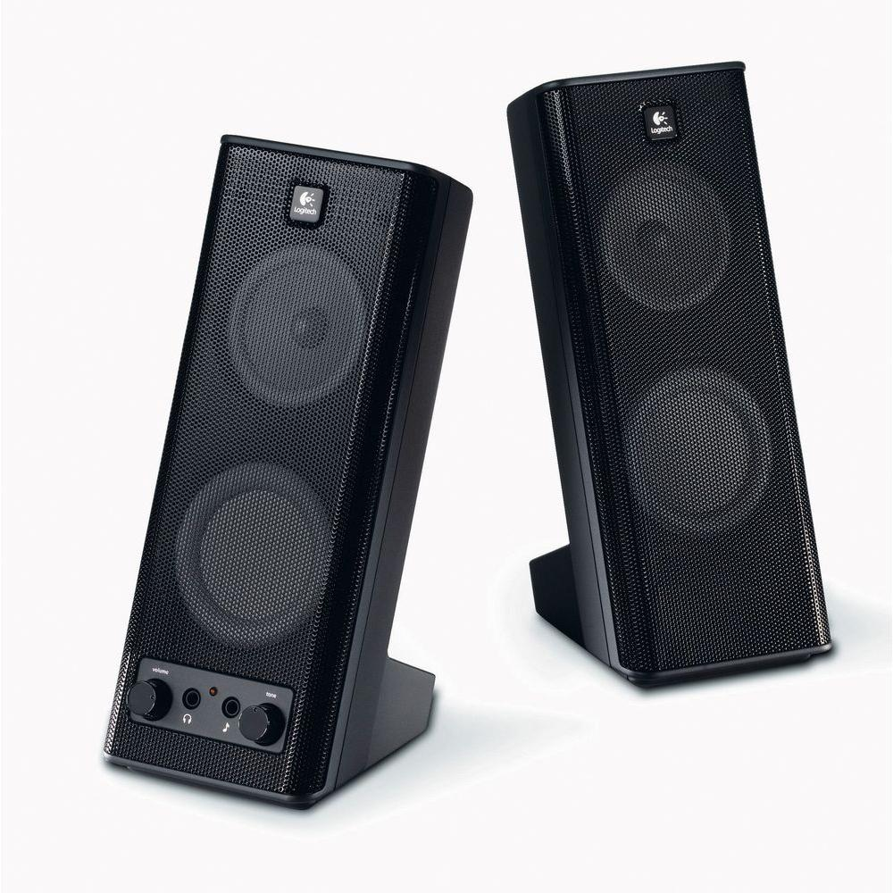 Logitech X-140 Speaker System-DISCONTINUED