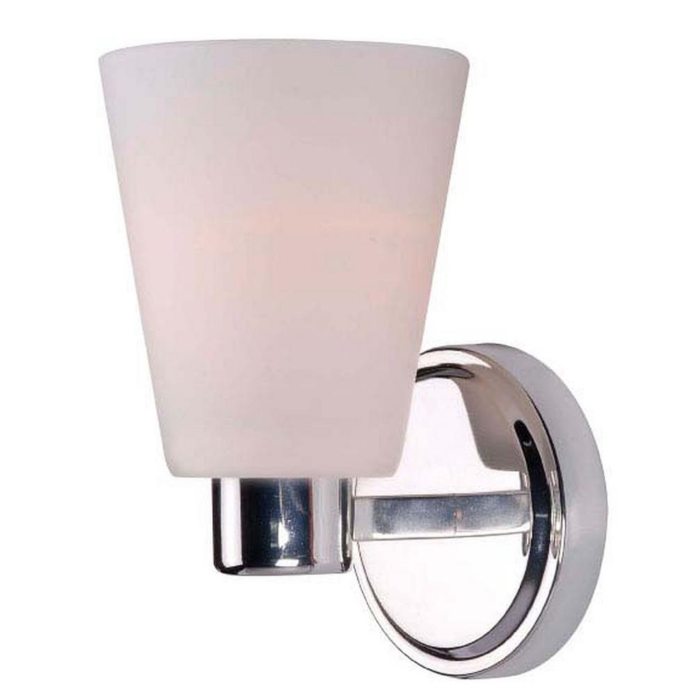 Scarsdale 1-Light Nickel Sconce