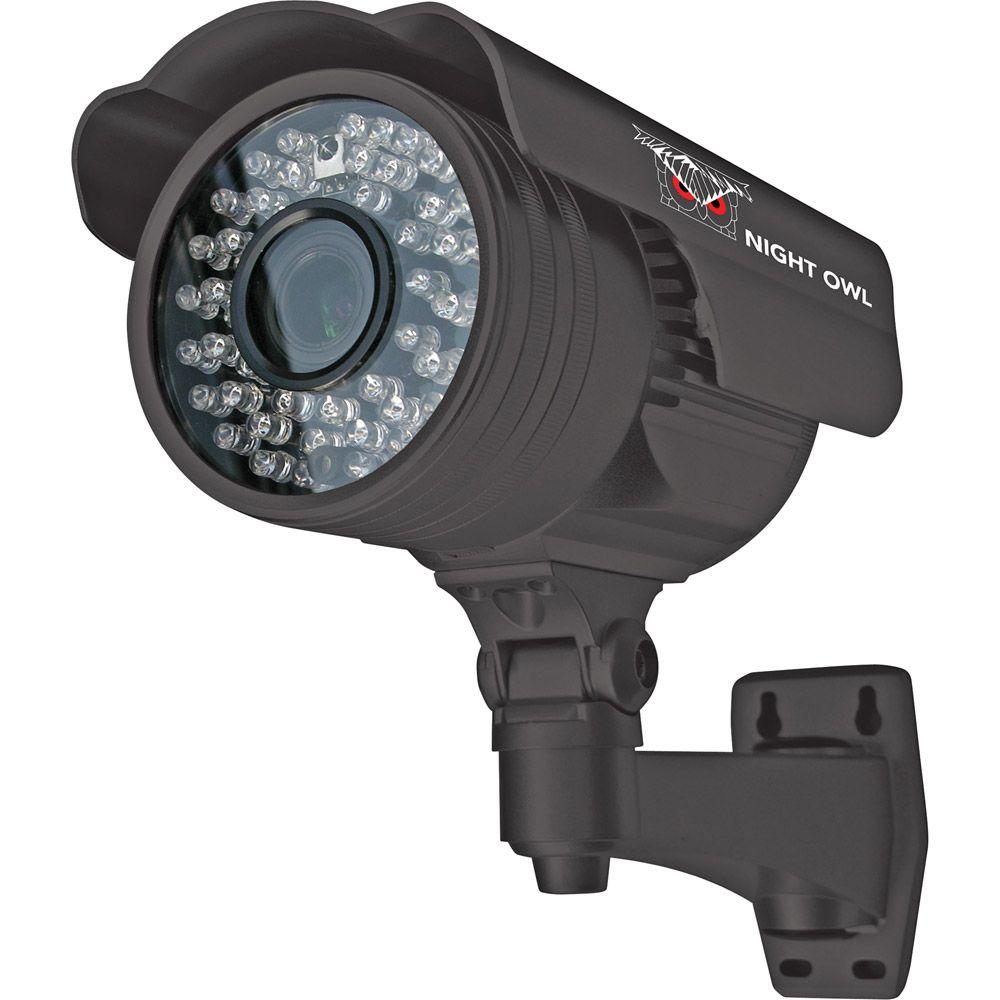 Night Owl CCD Remote Digital Zoom/Focus Outdoor Camera-DISCONTINUED