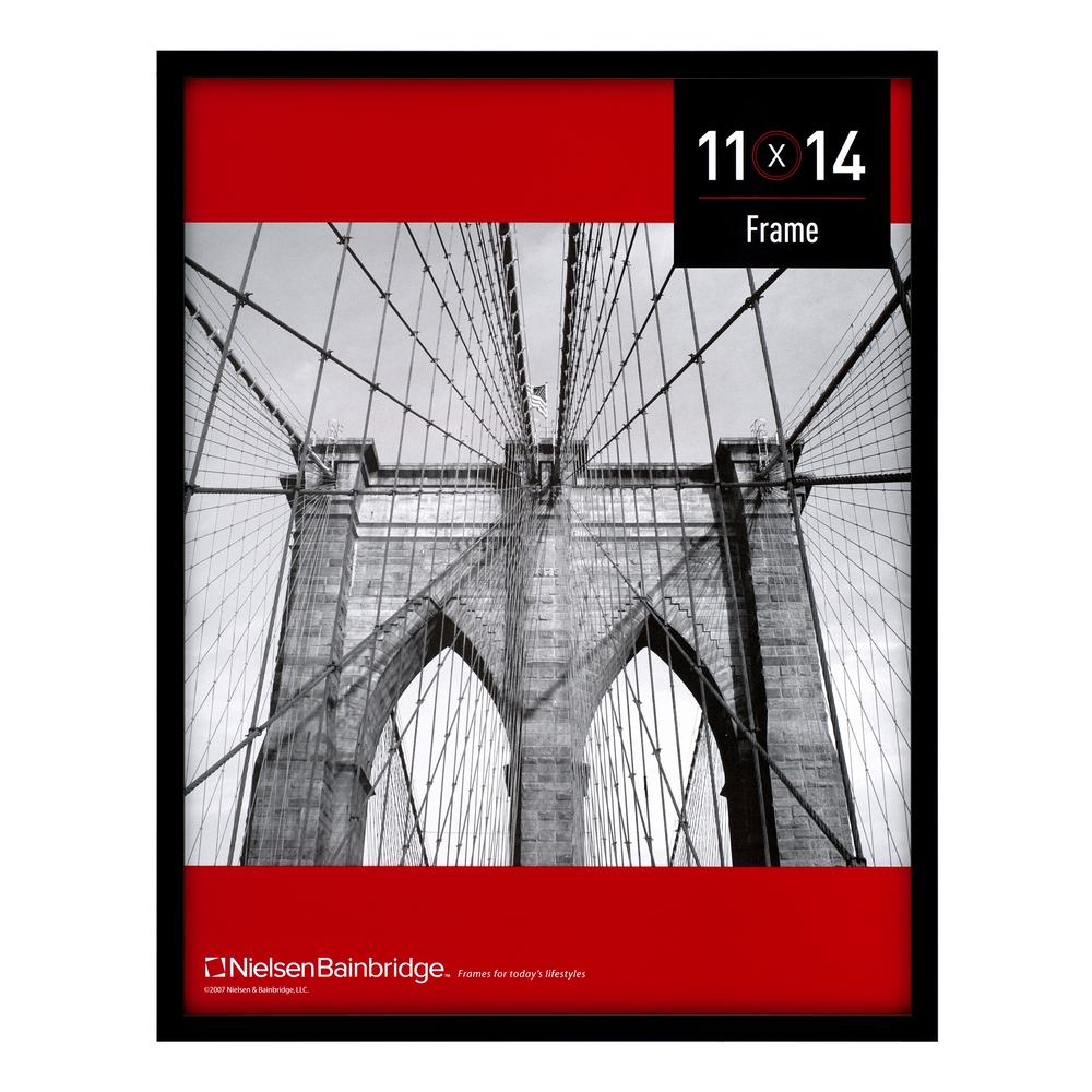 1-Opening 11 in. x 14 in. Picture Frame