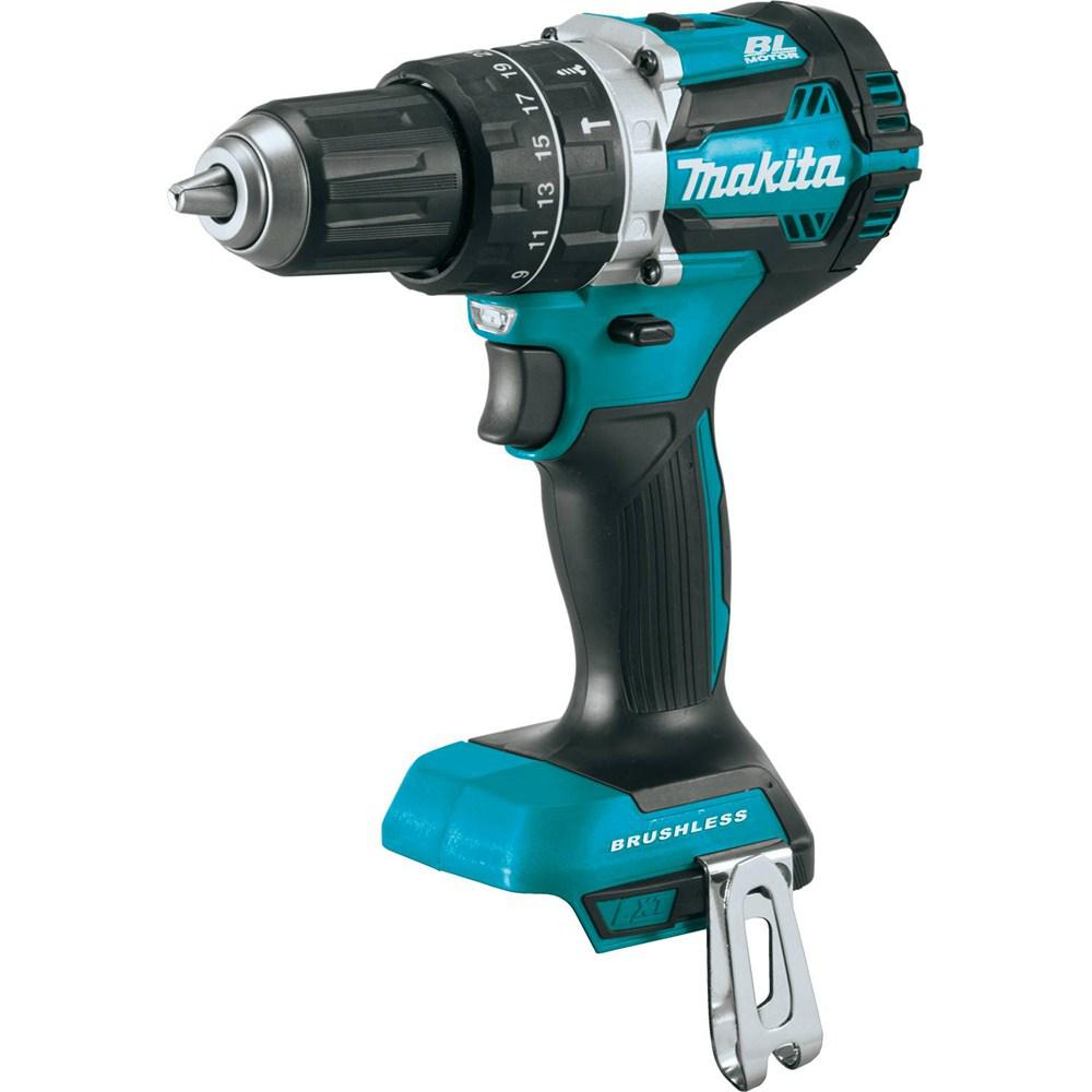 Makita 18-Volt LXT Lithium-Ion 1/2 in. Brushless Cordless Driver-Drill (Tool