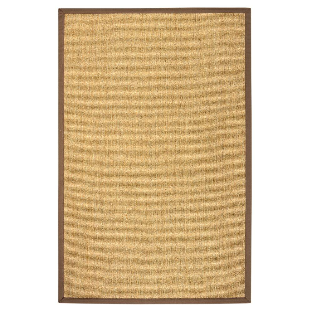 Amherst Sisal Earthen 5 ft. x 7 ft. 9 in. Area