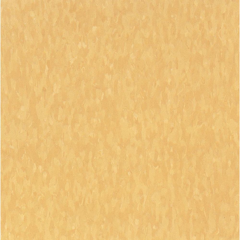 Armstrong Imperial Texture VCT 12 in. x 12 in. Golden Limestone Standard Excelon Commercial Vinyl Tile (45 sq. ft. / case)
