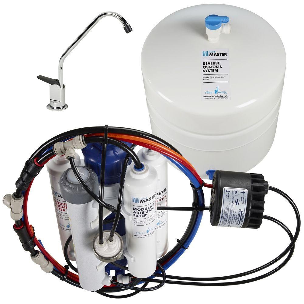 Home Master HydroPerfection Under sink Reverse Osmosis System-TMHP - The Home