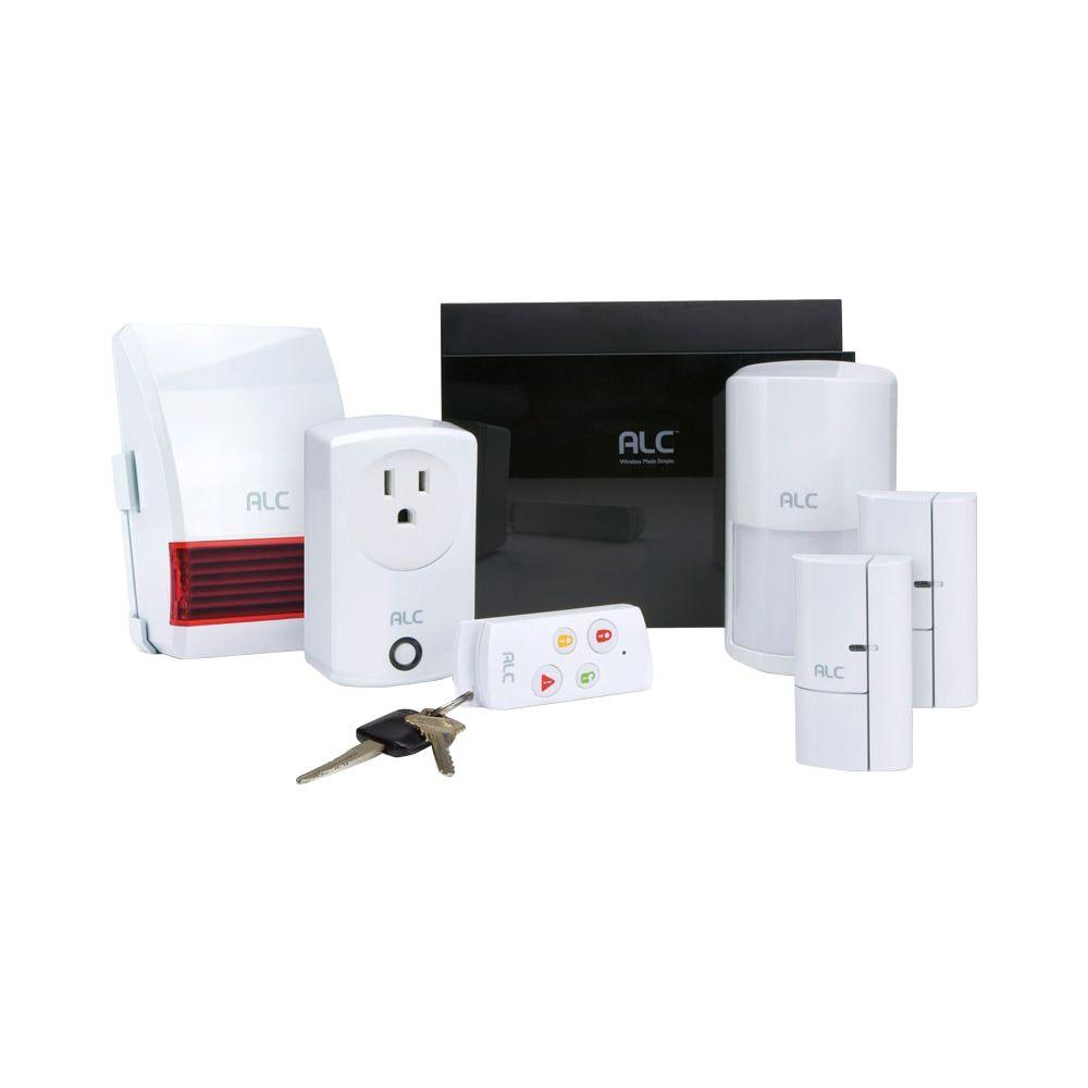 ALC Connect Wireless Security System Protection Kit-ALC-AHS616 - The Home Depot