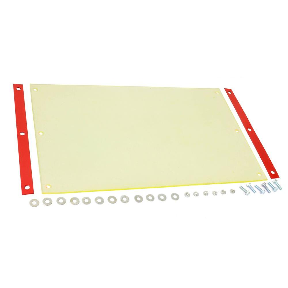 Plate Compactor Pad Set