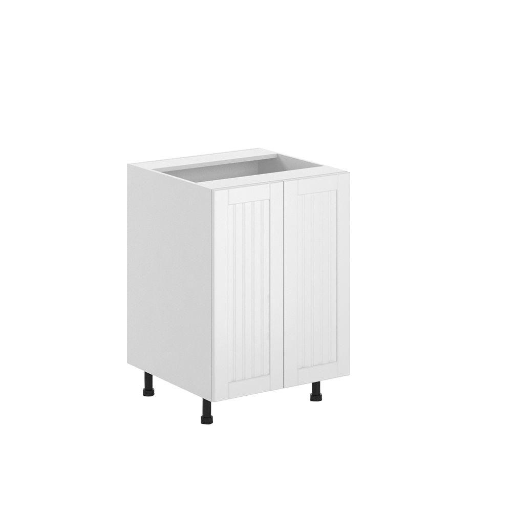 Eurostyle Ready to Assemble 24x34.5x24.5 in. Odessa Full Height Base Cabinet