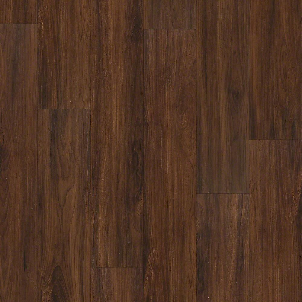 Shaw Alliant 7 in x 48 in Saddle Resilient Vinyl Plank Flooring