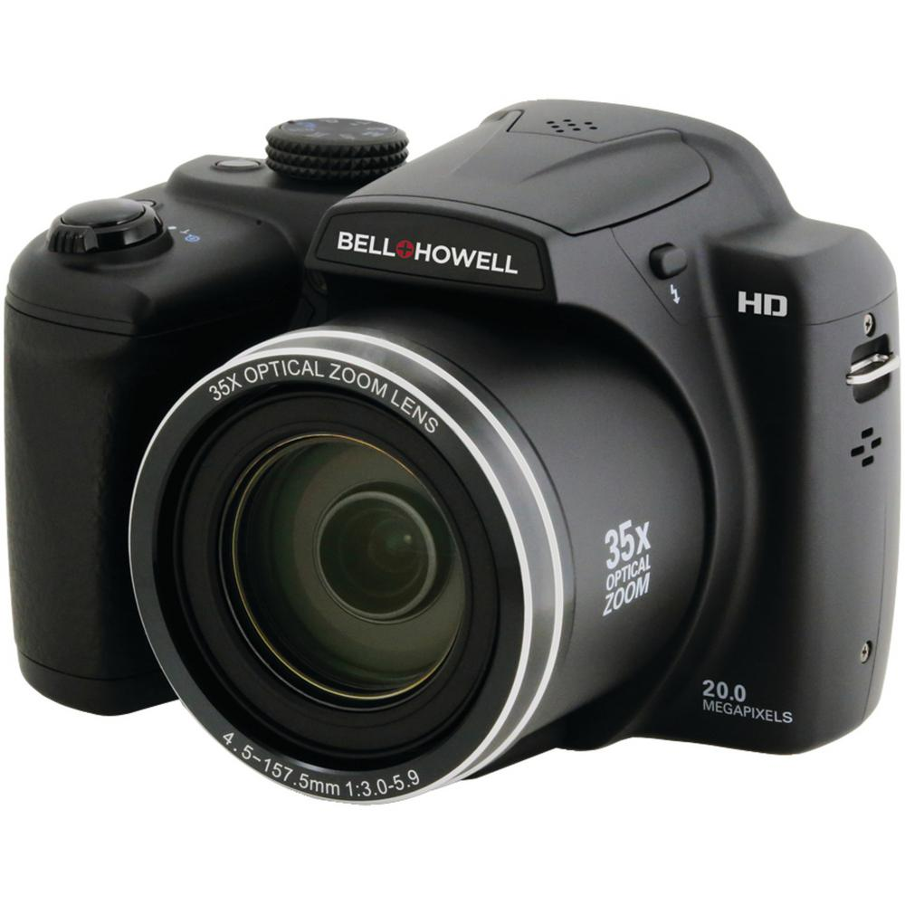 20.0 Megapixel Digital Camera with 35x Optical Zoom