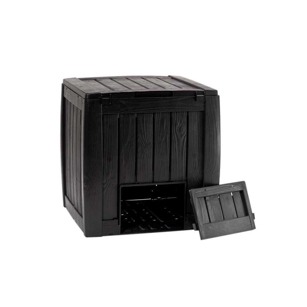 Keter 90 Gal. Deco Composter