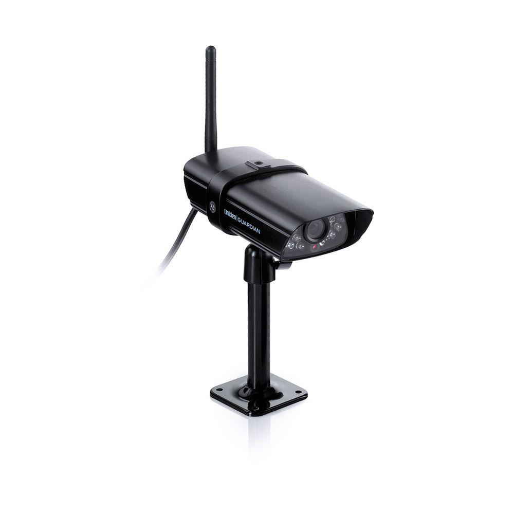 Uniden Guardian Wireless Indoor and Outdoor Weather Proof Surveillance Camera