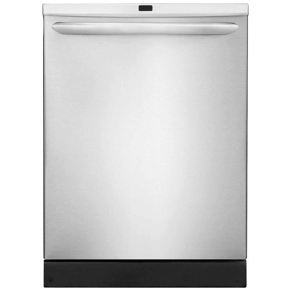 Frigidaire Gallery Top Control Dishwasher in Stainless Steel with Orbit Clean
