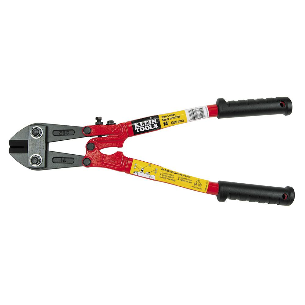 14 in. Bolt Cutter with Steel Handles