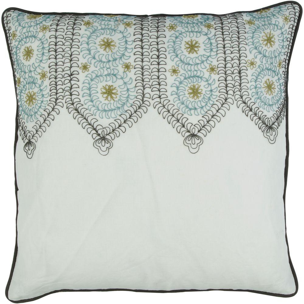 Artistic Weavers LovelyE 22 in. x 22 in. Decorative Pillow-DISCONTINUED