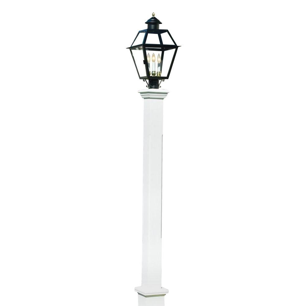 Good Directions Posts Lazy Hill Farm Designs Barrington Lantern Post 999006