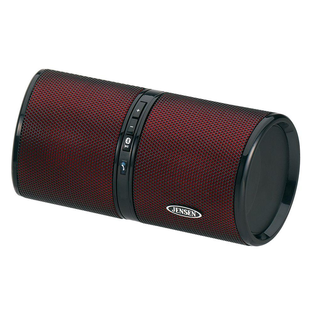 Bluetooth Wireless Stereo Speaker - Red