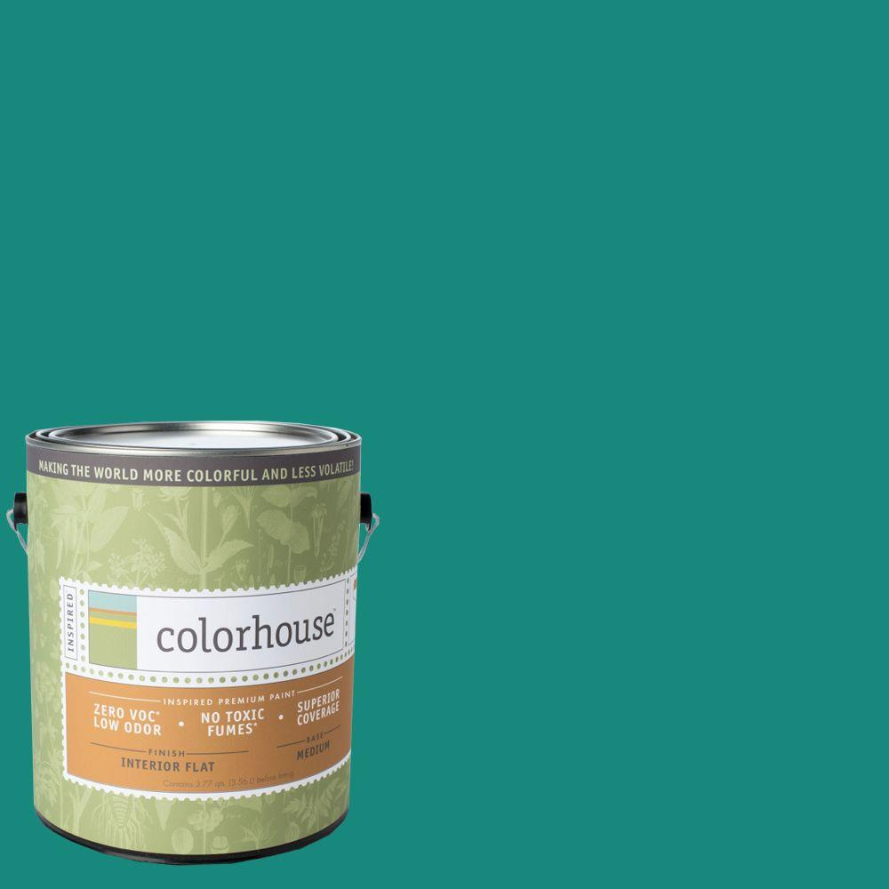 Colorhouse 1-gal. Dream .05 Flat Interior Paint-481350 - The Home Depot