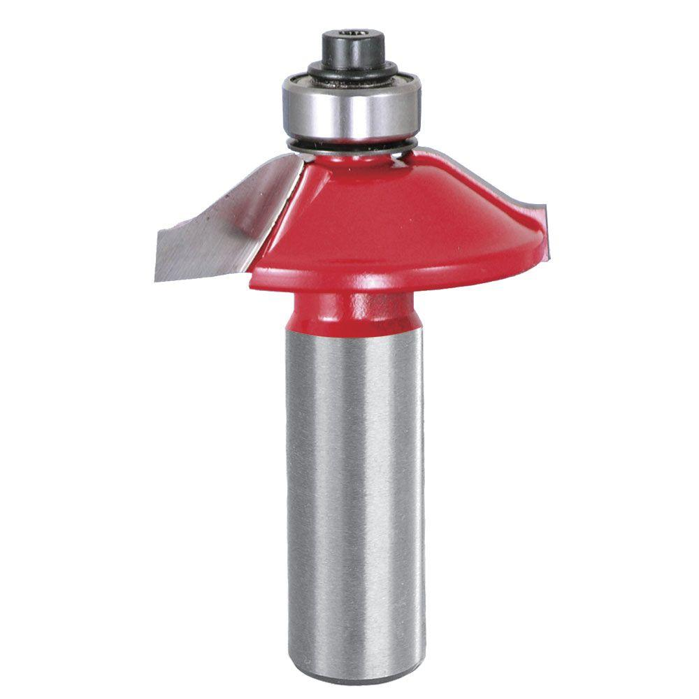 1/4 in. Carbide Reversible Wainscoting Router Bit