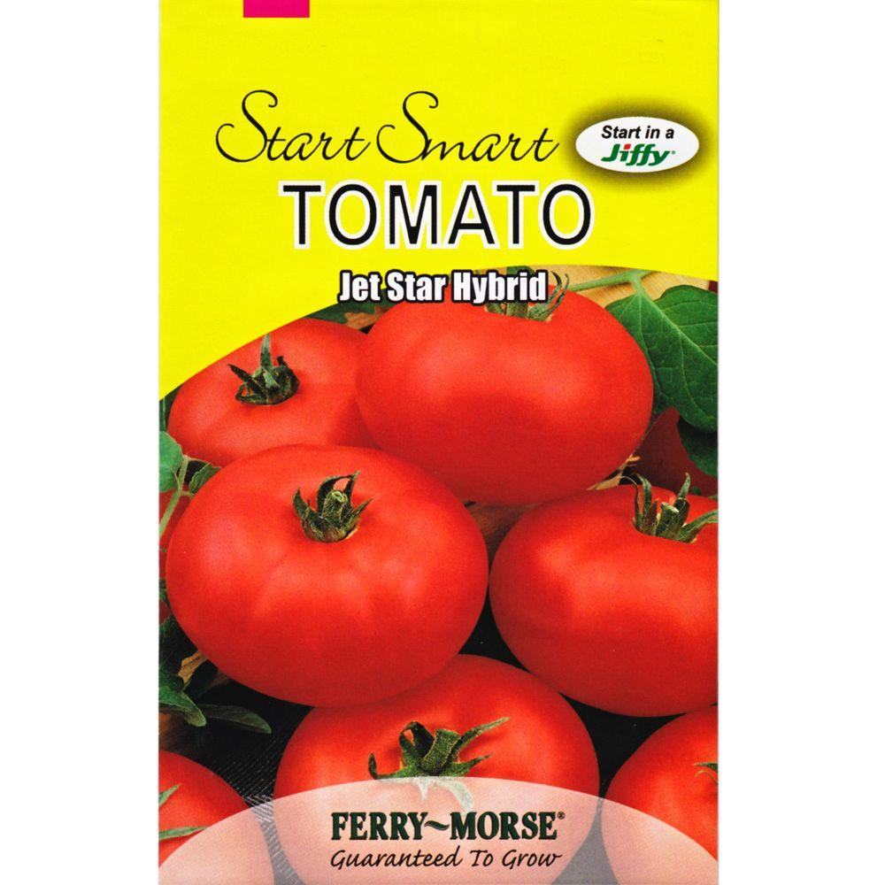 Ferry-Morse Tomato Jet Start Hybrid Seed-8671 - The Home Depot