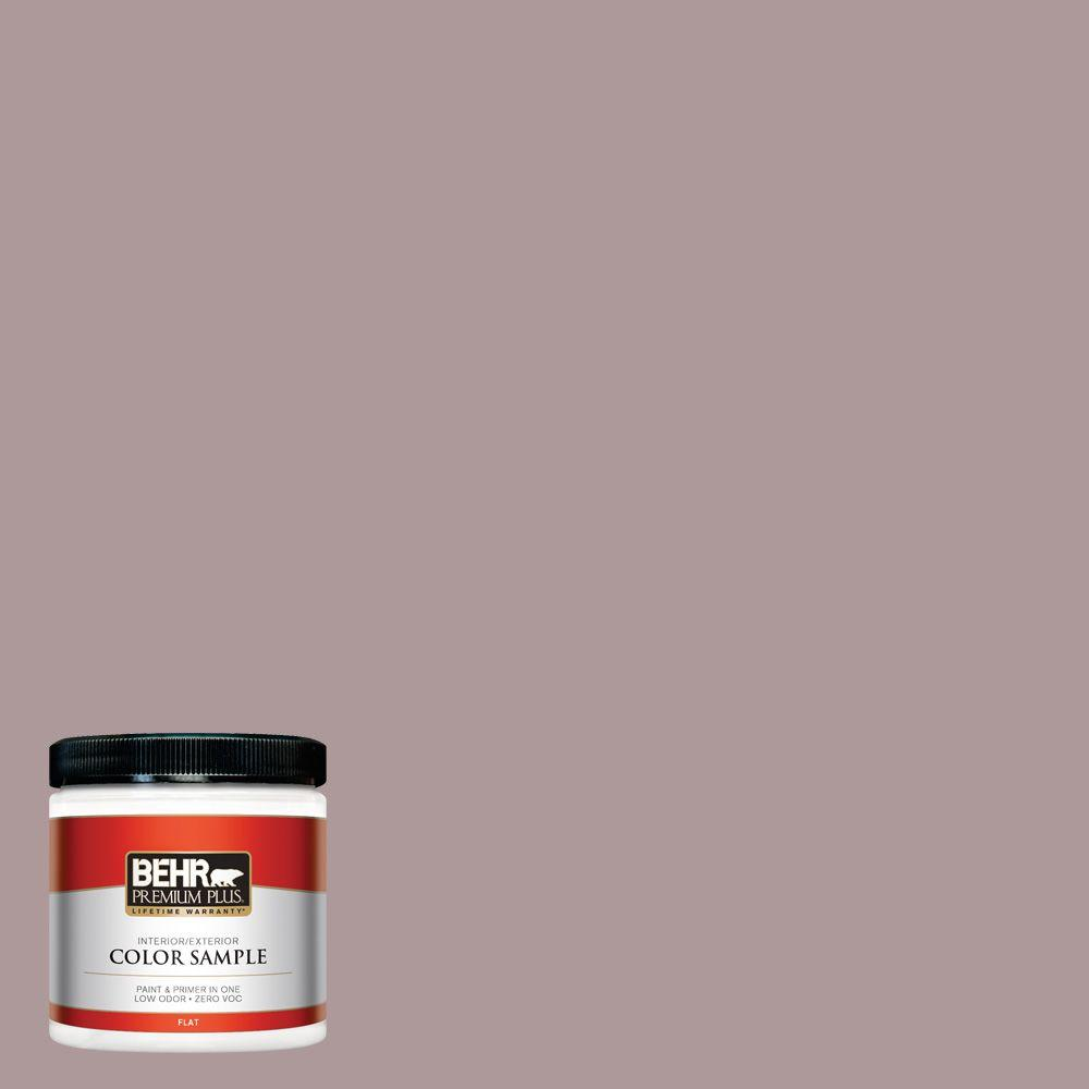 8 oz. #110F-4 Heirloom Orchid Interior/Exterior Paint Sample