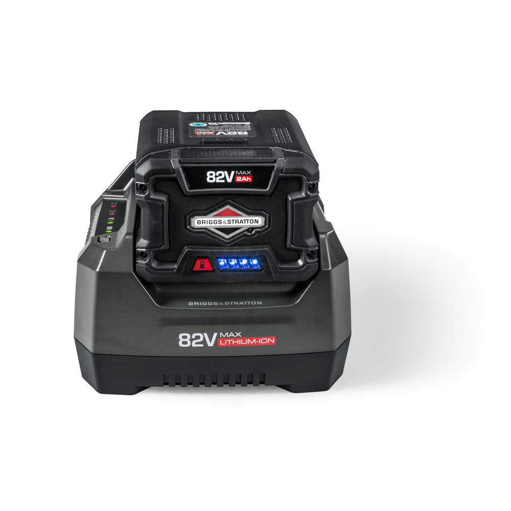 Briggs and Stratton 82-Volt Max 2.0Ah Lithium Ion Battery